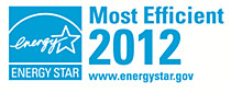 ENERGY STAR MOST EFFICIENT 2012