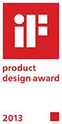 iF Design Award 2013