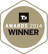 T3 Award -palkinto vuonna 2014