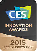 Premio CES Innovation Awards 2015