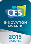 CES Innovation Awards 2015