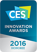 CES Innovation Awards 2016