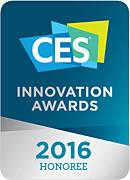 CES Innovations Awards 2016
