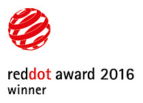 PRIX RED DOT DESIGN 2016