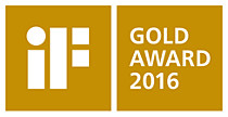 iF Global Gold Award 2016