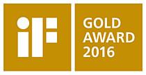 iF Global Gold Award2016