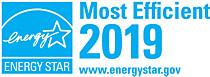 Награда за высочайшую энергоэффективность ENERGY STAR Most Efficient 2019