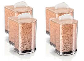 Antikalkcartridge, elimineert 99% van de kalk