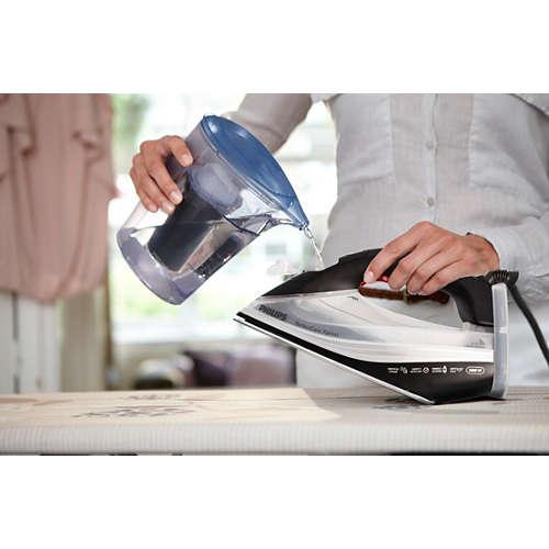 IronCare Filtre à eau pour les fers à repasser