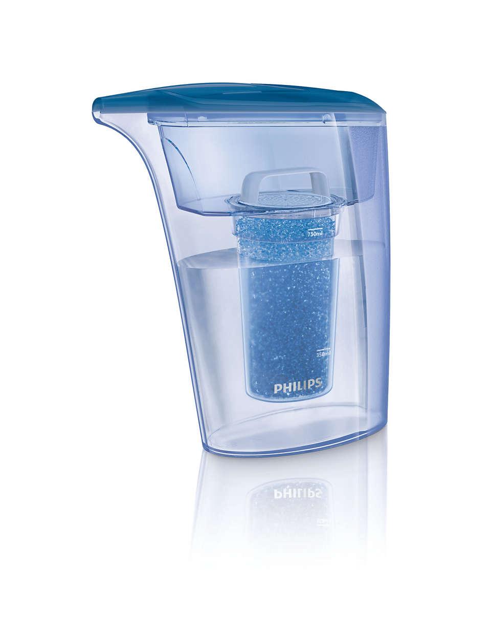 Preprečuje poškodovanje zaradi vodnega kamna in korozije