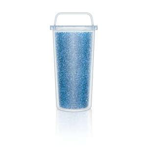 Fjerner 99 % af kalken i vandet, anti-kalk-patron