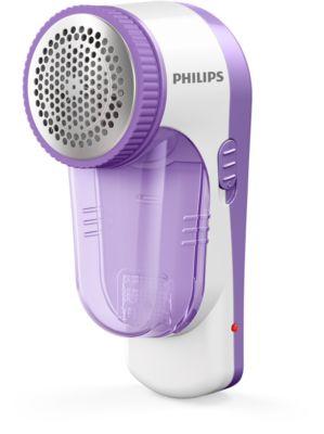 Buy Entfernt kleine Knötchen, FusselrasiererGC027/00 online | Philips Shop