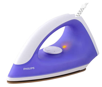 Easy to use, comfortable ironing