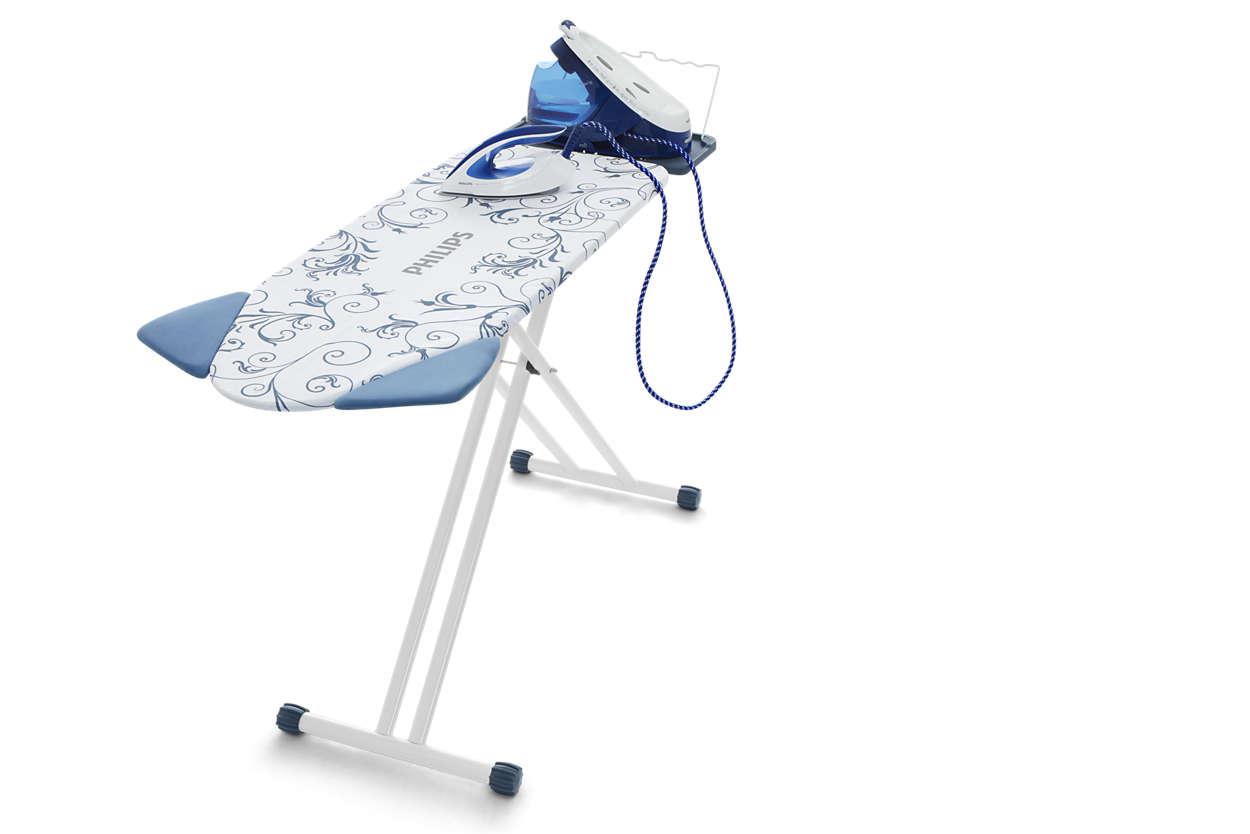 8 soluciones inteligentes para un planchado verdaderamente fácil