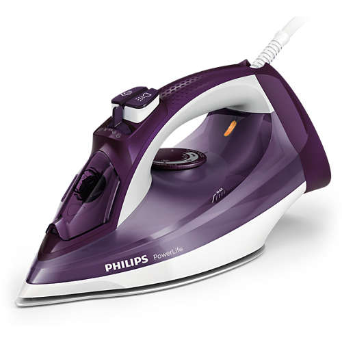PowerLife Steam iron
