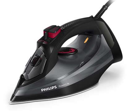 Etterfølgeren til Philips testvinnende dampstrykejern