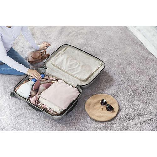 Handheld kledingstomer