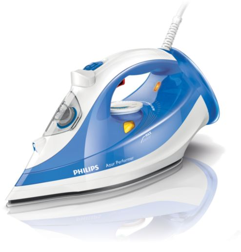 how to clean philips azur performer