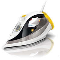 Steam 40g/min; 160g steam boost Steam iron