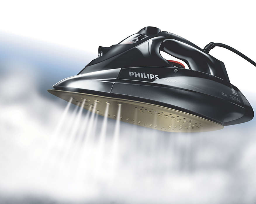 Утюг мощностью 2400Вт
