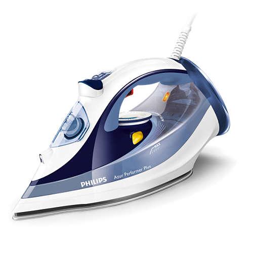 Azur Performer Plus Dampstrykejern
