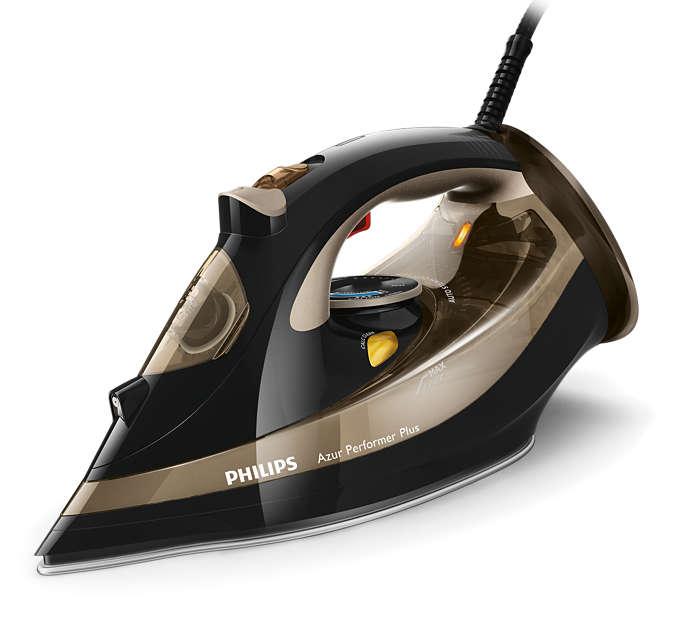 Kundenes favoritt – Azur PerformerPlus dampstrykejern