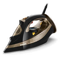 Steam 50g/min; 220g steam boost Steam iron