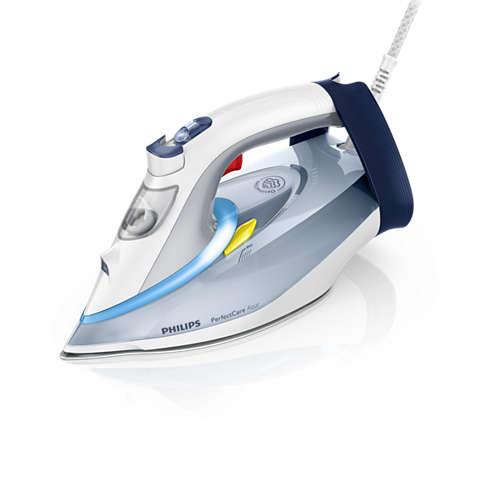 PerfectCare Azur Ångstrykjärn från testvinnande serien Azur