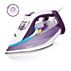 Philips PerfectCare Azur Steam iron GC4912/30 Steam 45g/min;180g steam boost T-ionicGlide soleplate Safety Auto off + Anti-calc Safe for all ironable garments with OptimalTemp technology and T-ionicGlide soleplate