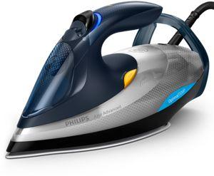 Azur Advanced Dampstrykejern med OptimalTEMP-teknologi