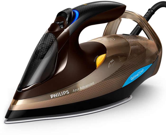 Nieuwe generatie strijkijzer voor sneller uitstekende resultaten*