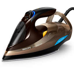 Azur Advanced Steam Iron with OptimalTEMP technology