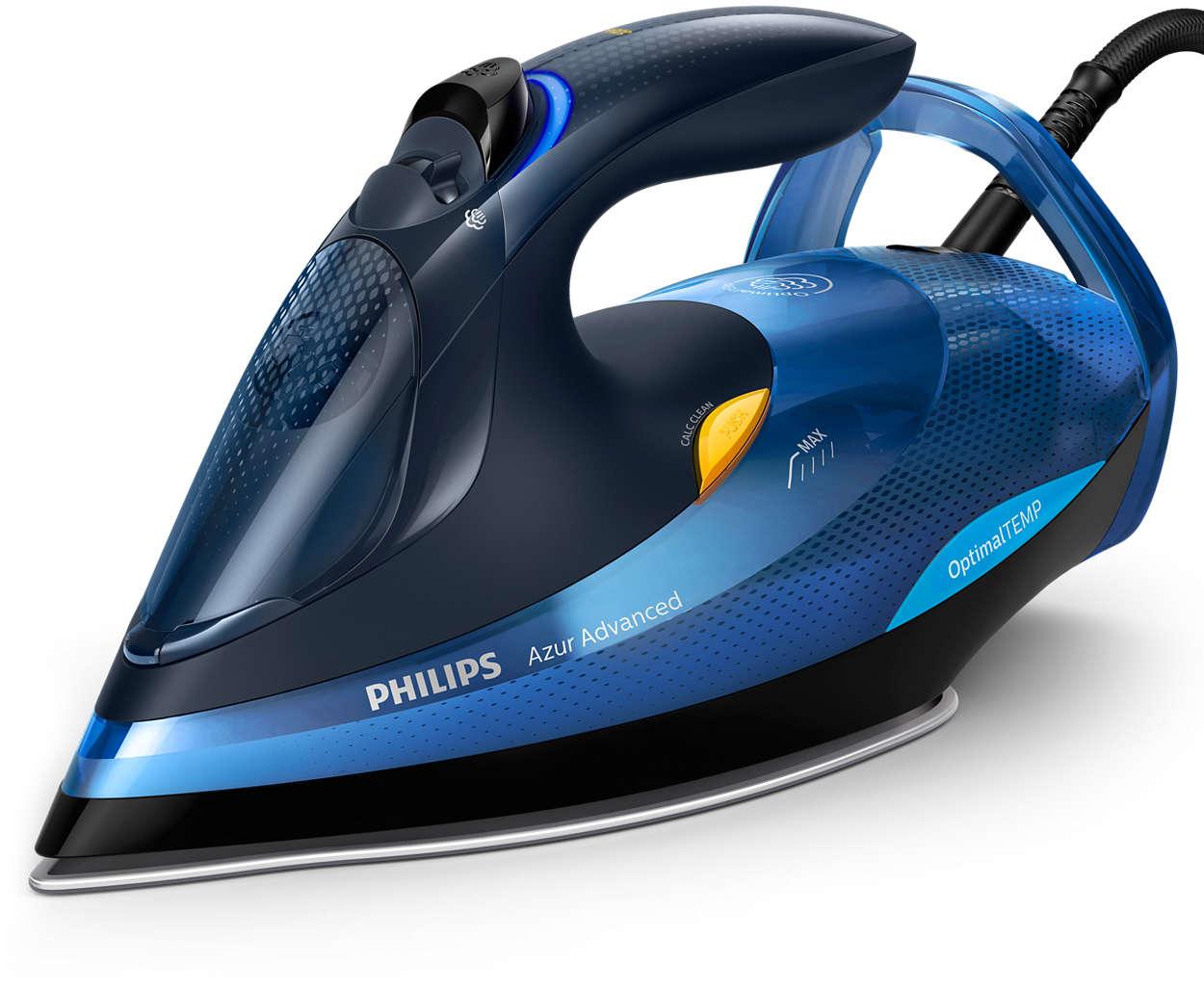 Ferro de nova geração para resultados excelentes mais rápidos*