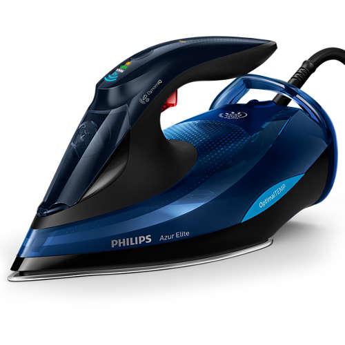 Azur Elite Höyrysilityskeskus, jossa on OptimalTEMP-tekniikka