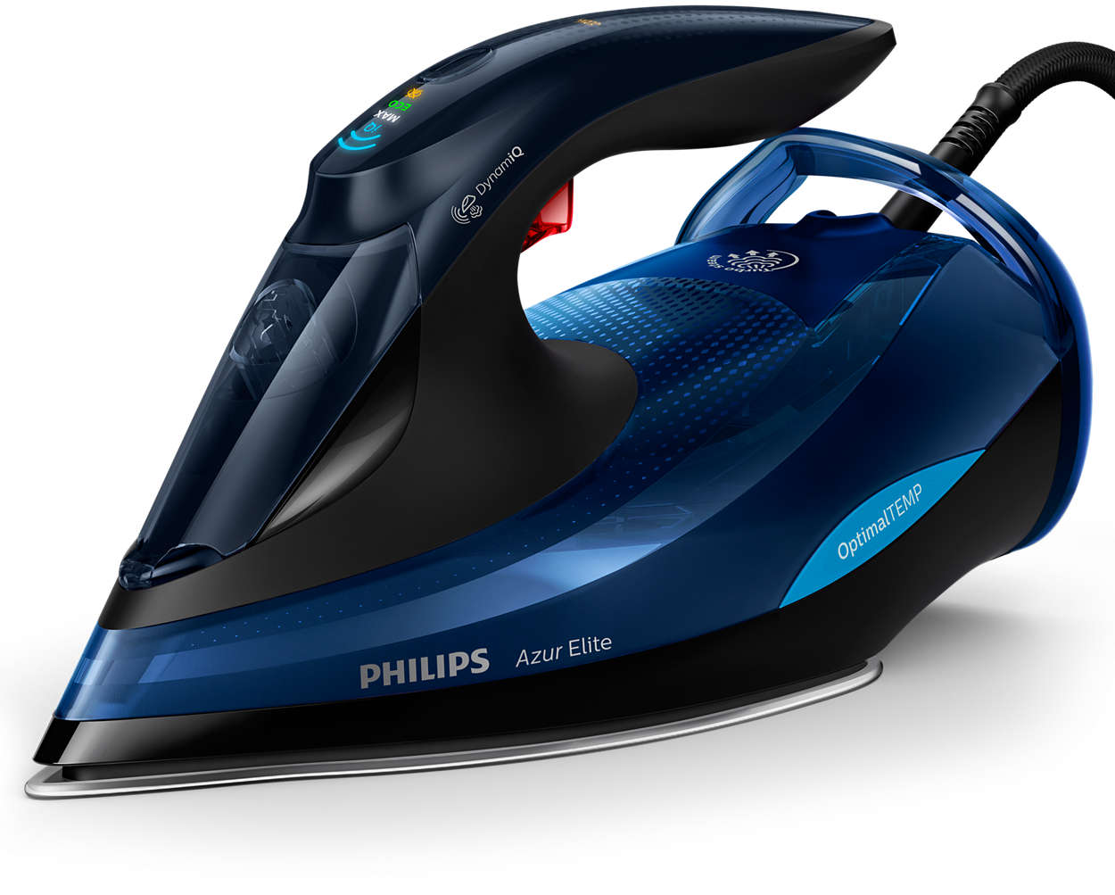 Philips mest kraftfulle dampstrykejern, nå med smart sensor!