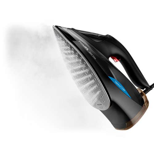 Azur Elite Plancha de vapor con tecnología OptimalTEMP