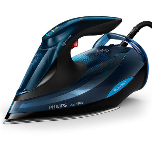 Azur Elite Fier de călcat cu abur cu tehnologie OptimalTEMP