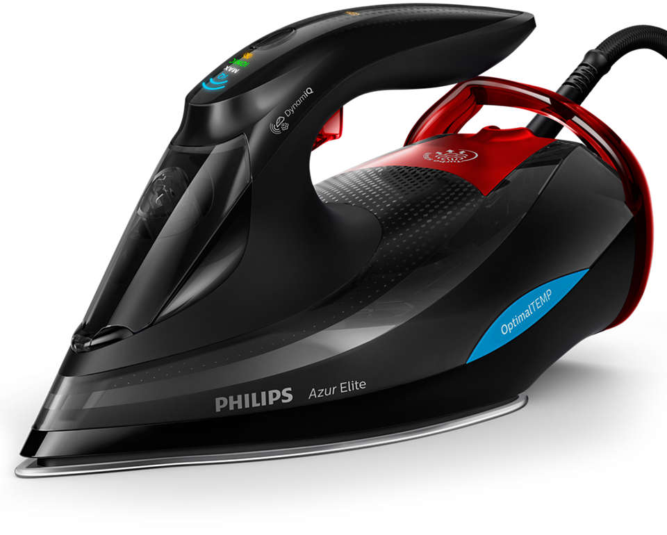 Azur Elite Steam Iron with OptimalTEMP technology GC5037/86 | Philips