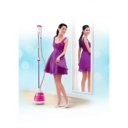 ClearTouch Garment Steamer