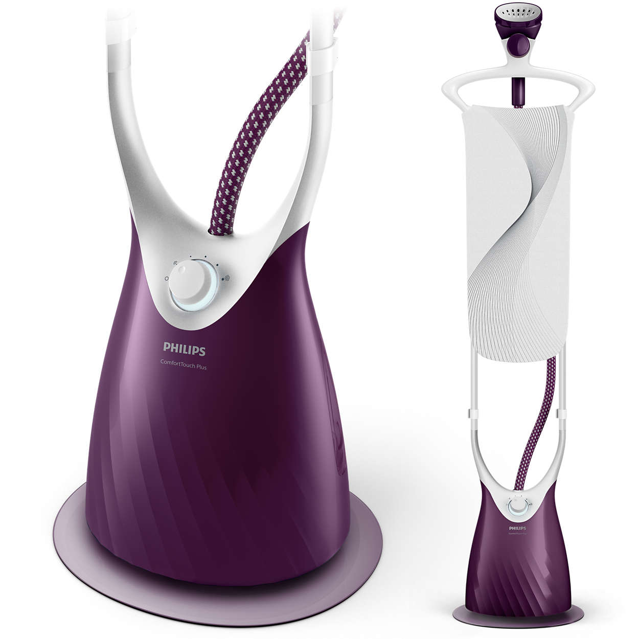 ComfortTouch Plus Garment Steamer GC558/36 | Philips
