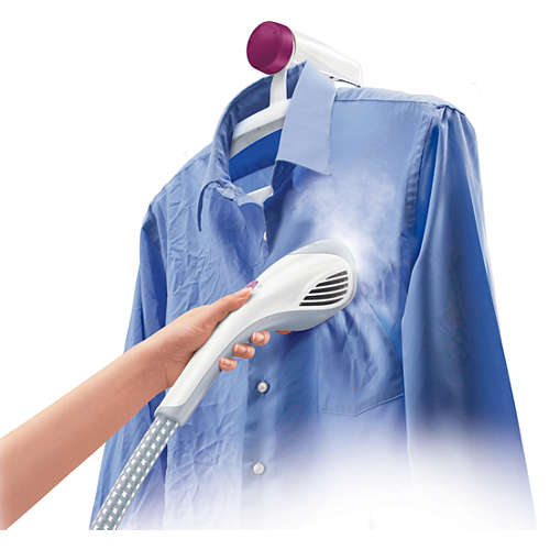 ClearTouch Air Stojący steamer/parownica do ubrań