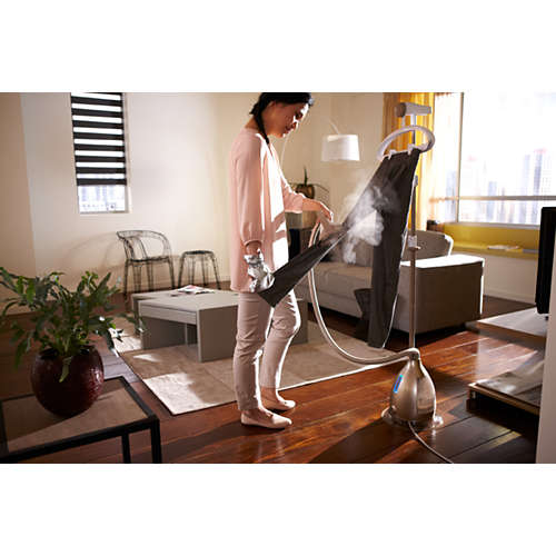 ClearTouch Air Garment Steamer