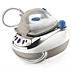 Pressurized ironing system