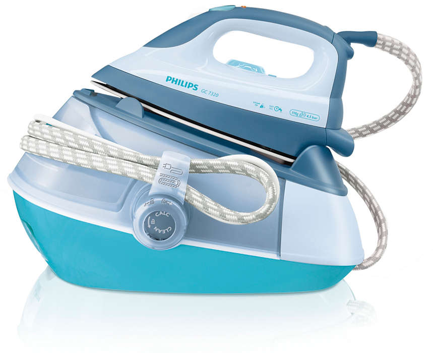 Faster ironing - from start to finish