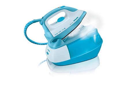Fast and powerful ironing