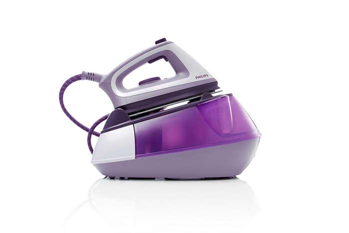 Γρήγορο και ισχυρό σιδέρωμα