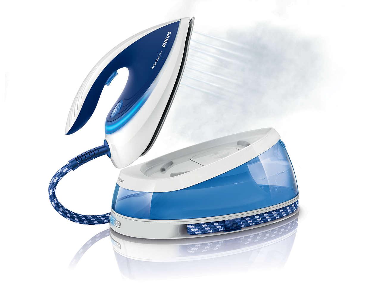 Schnelles und einfaches Bügeln