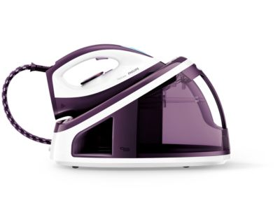 Buy Max. 5,3Bar Pumpendruck, DampfbügelstationGC7705/30R1 online | Philips Shop