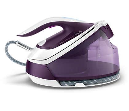 Finish ironing 30 minutes faster