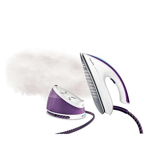 PerfectCare Aqua Plancha con generador de vapor